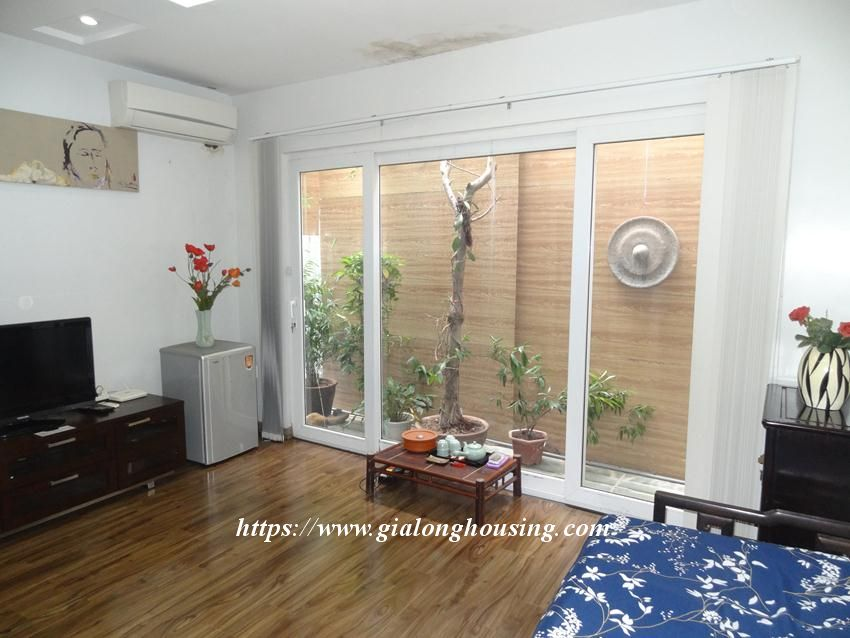 Cozy fully furnished house in Dao Tan, near Thu Le zoo 9