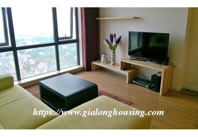 Fully Furnished 2 Bedroom Apartment In Mipec Riverside