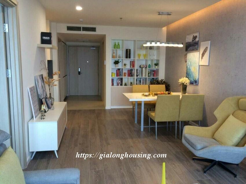 BRAND NEW: 2 bedroom apartment in Artemis Le Trong Tan for rent 5