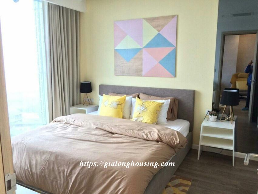 BRAND NEW: 2 bedroom apartment in Artemis Le Trong Tan for rent 8