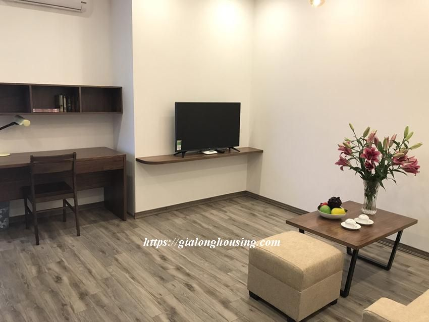 Brand new serviced apartment in Tran Quoc Hoan, Cau Giay for rent 3