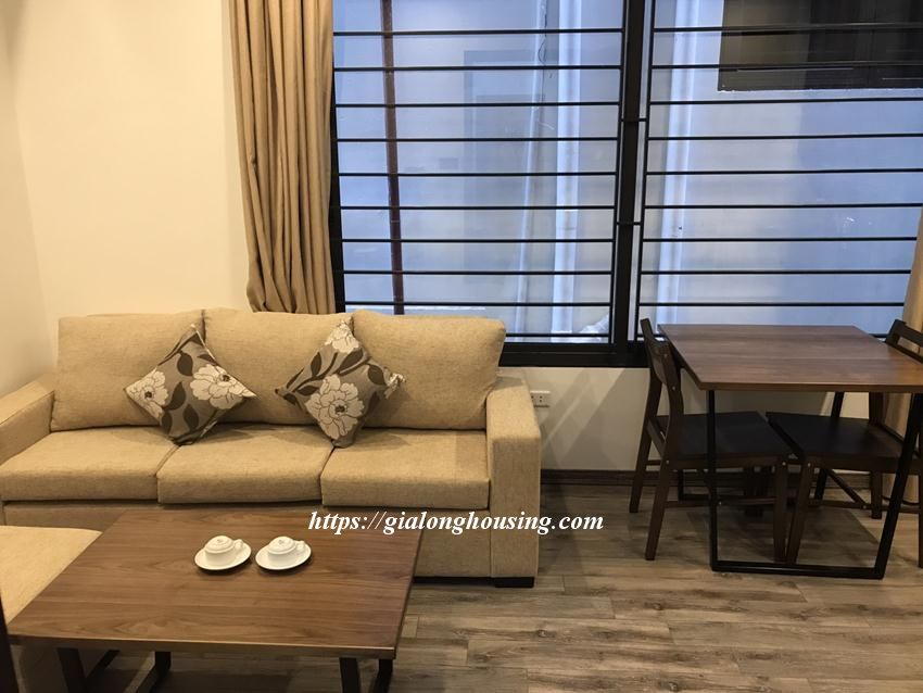 Brand new serviced apartment in Tran Quoc Hoan, Cau Giay for rent 6
