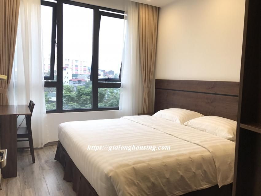 Brand new serviced apartment in Tran Quoc Hoan, Cau Giay for rent 9