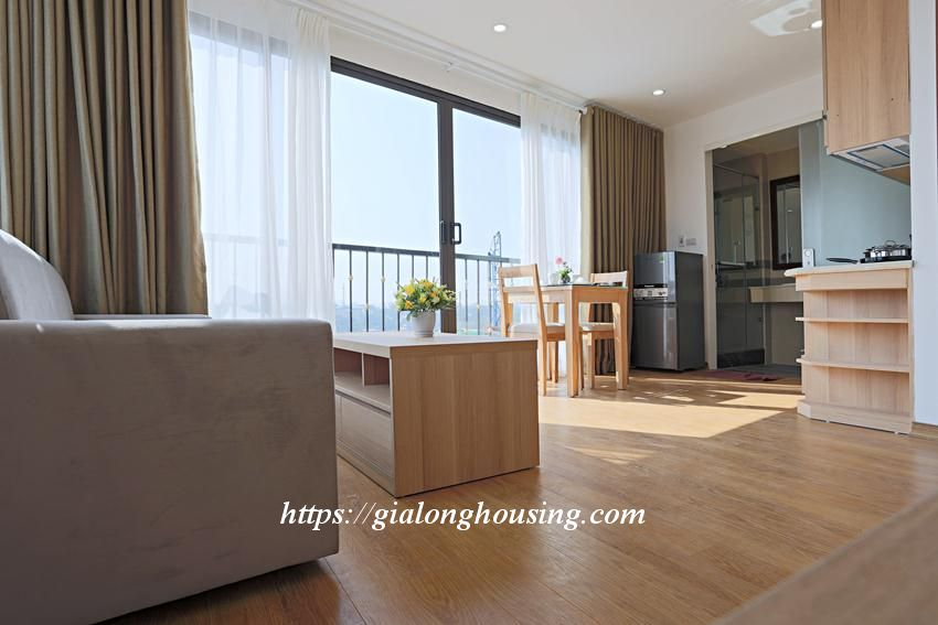 Bright and modern brand new apartment in Truc Bach 1