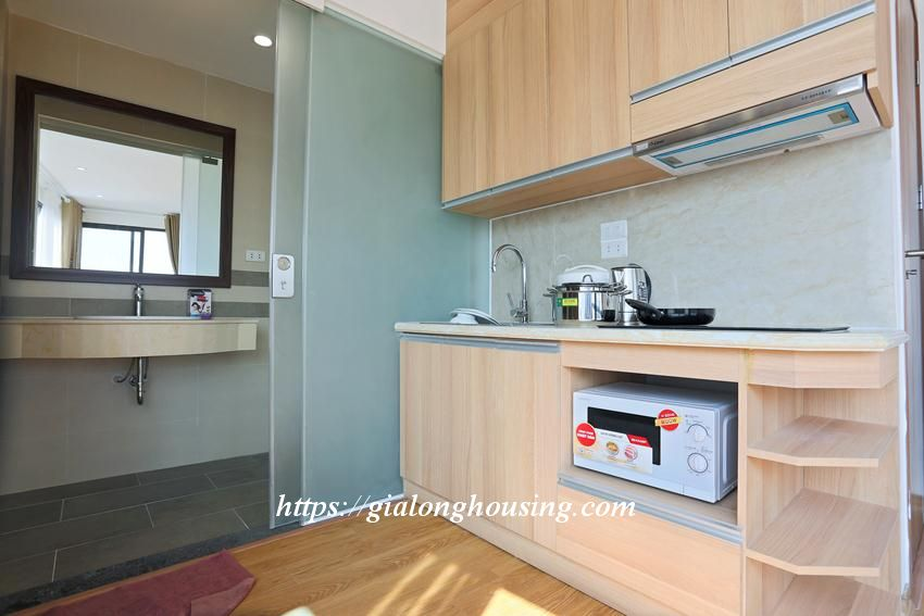 Bright and modern brand new apartment in Truc Bach 10