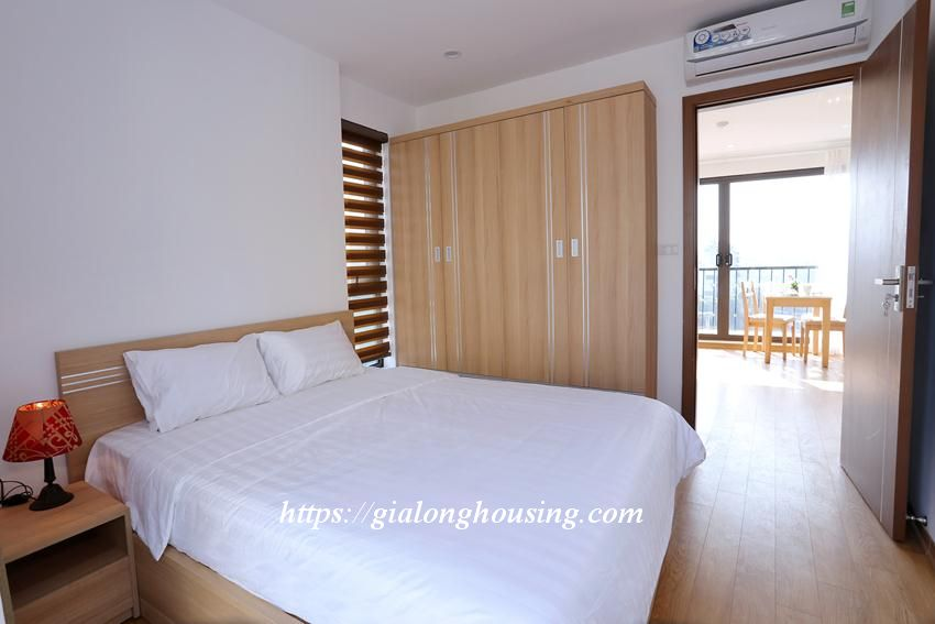 Bright and modern brand new apartment in Truc Bach 13
