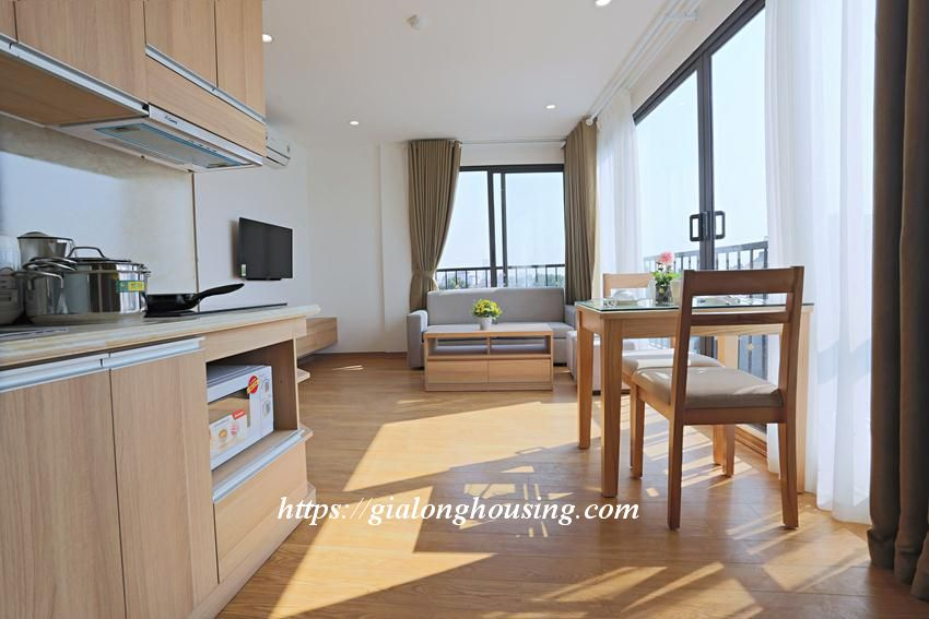 Bright and modern brand new apartment in Truc Bach 4