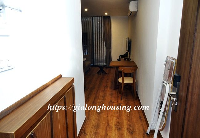 Studio apartment with bathtub in Tay Ho street 1