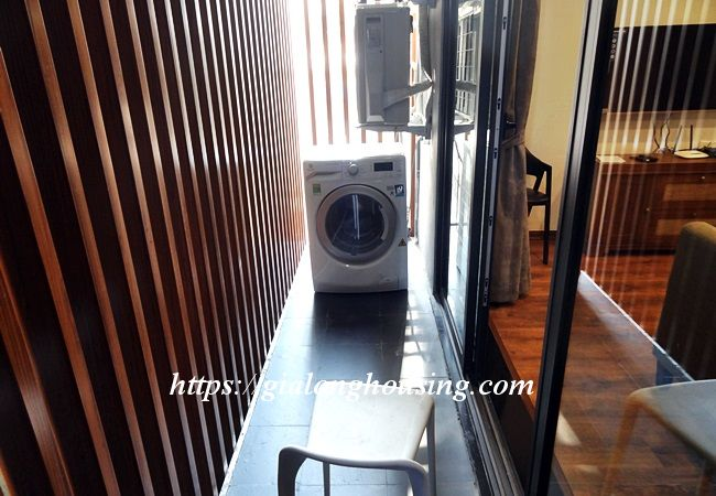 Studio apartment with bathtub in Tay Ho street 8