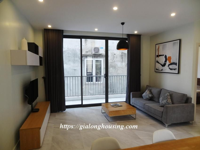 Cozy brand new apartment in Hoang Hoa Tham for rent 1