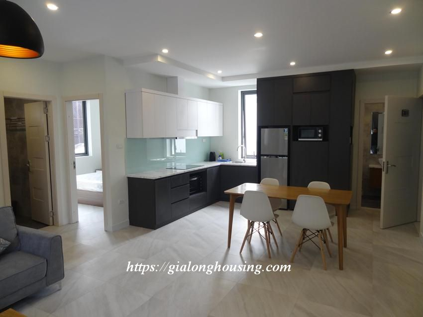 Cozy brand new apartment in Hoang Hoa Tham for rent 16