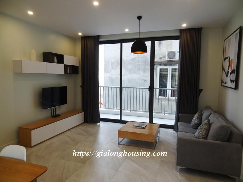 Cozy brand new apartment in Hoang Hoa Tham for rent 2