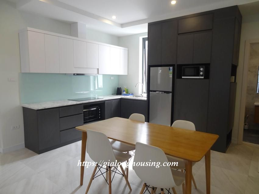 Cozy brand new apartment in Hoang Hoa Tham for rent 3