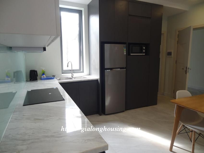 Cozy brand new apartment in Hoang Hoa Tham for rent 5