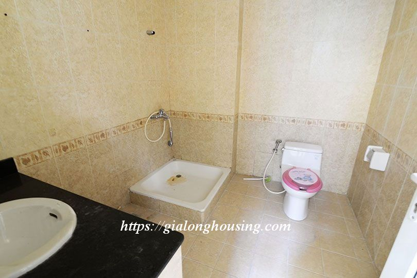 Unfurnished villa in T block Ciputra 10