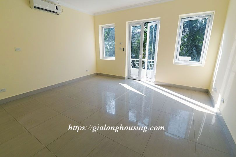 Unfurnished villa in T block Ciputra 12