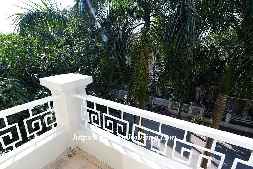 Unfurnished villa in T block Ciputra 13