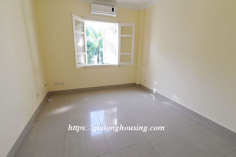 Unfurnished villa in T block Ciputra 14