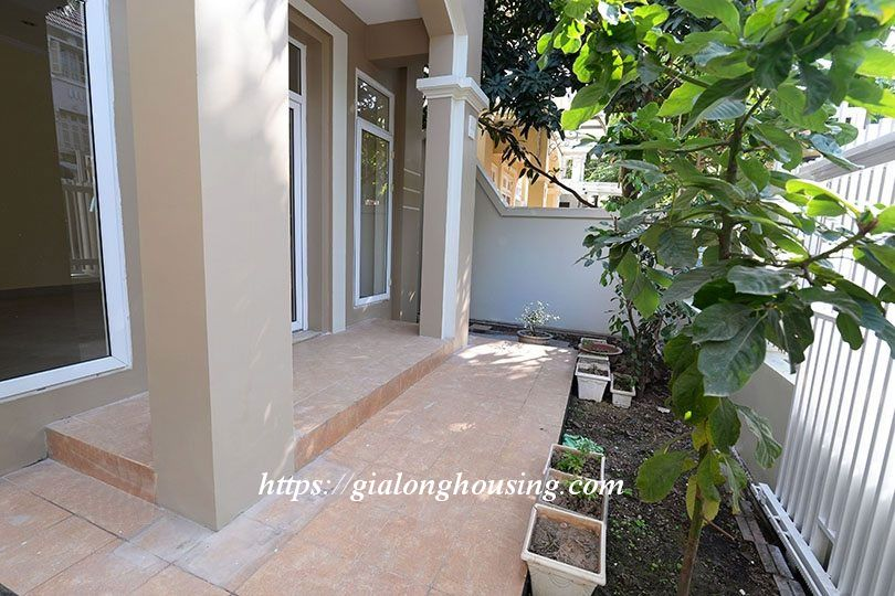 Unfurnished villa in T block Ciputra 2