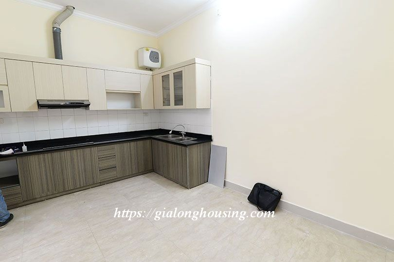 Unfurnished villa in T block Ciputra 4