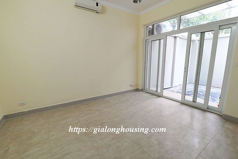 Unfurnished villa in T block Ciputra 5