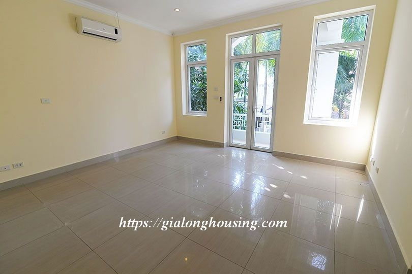 Unfurnished villa in T block Ciputra 7