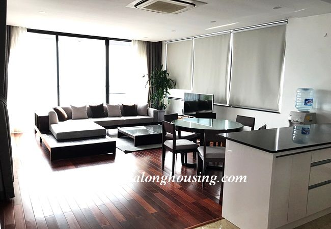 New serviced apartment in lane 41 Tay Ho 1