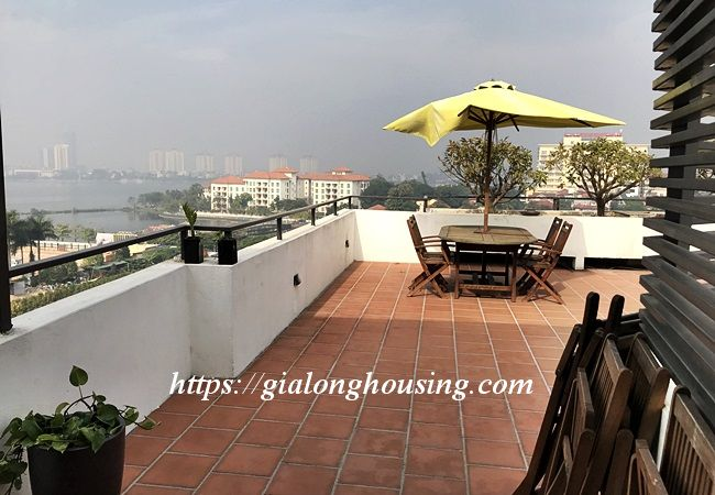 New serviced apartment in lane 41 Tay Ho 11