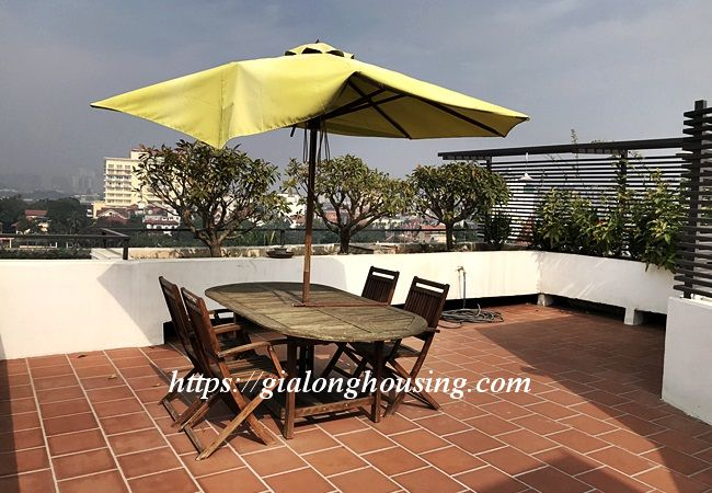 New serviced apartment in lane 41 Tay Ho 12