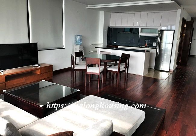 New serviced apartment in lane 41 Tay Ho 2
