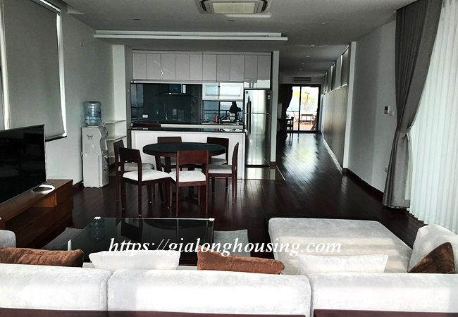New serviced apartment in lane 41 Tay Ho 3
