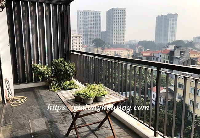 New serviced apartment in lane 41 Tay Ho 4