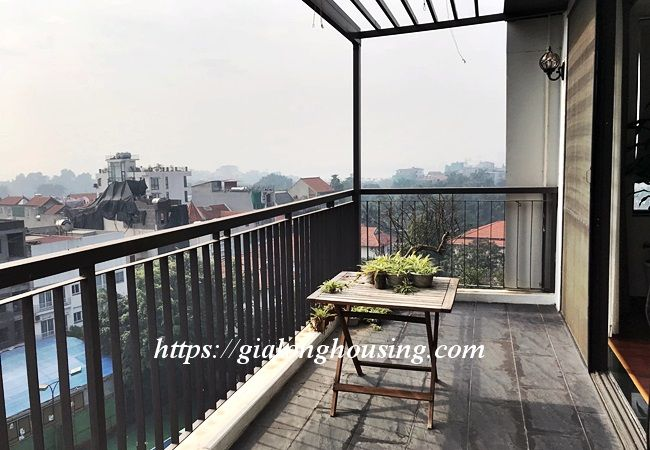 New serviced apartment in lane 41 Tay Ho 5