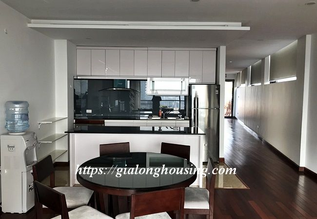 New serviced apartment in lane 41 Tay Ho 6