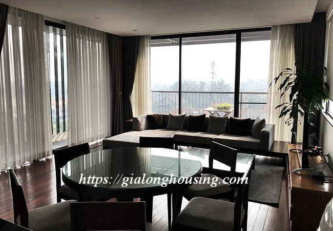 New serviced apartment in lane 41 Tay Ho 8