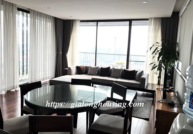 New serviced apartment in lane 41 Tay Ho 9