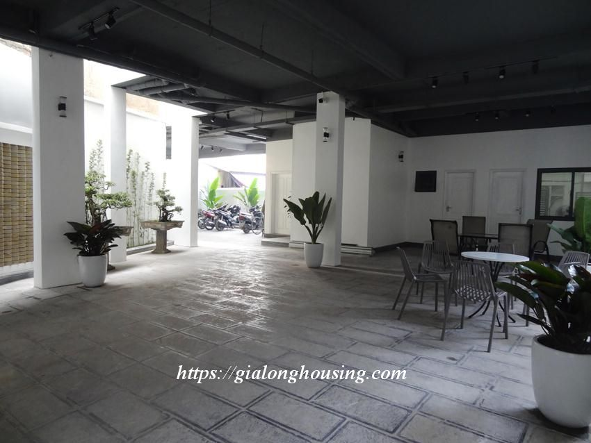 Cozy brand new apartment in Hoang Hoa Tham for rent 4