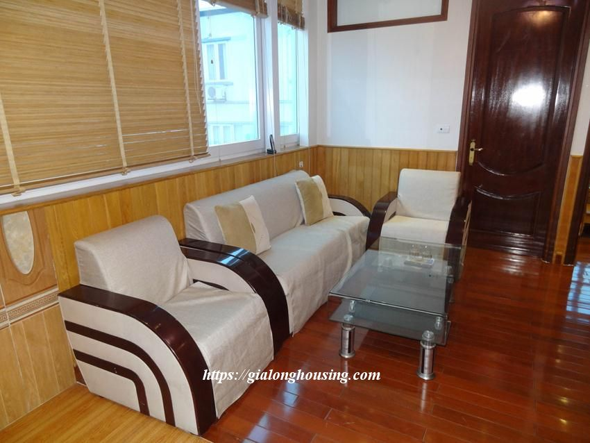 Two bedroom apartment near Lotte for rent 13