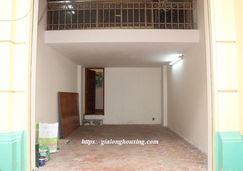 Unfurnished house in Ton Duc Thang, suitable for house/office/kindergarten 7