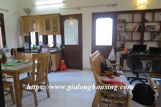 Nice house with garden in Hoang Hoa Tham, Ba Dinh district 5