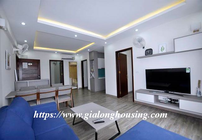 fully furnished 3 bedroom for rent in green stars pham van dong - 3 Bedroom For Rent