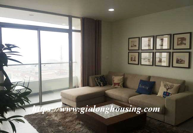 Nice Apartment In High Floor Of Watermark For Rent On Best Price