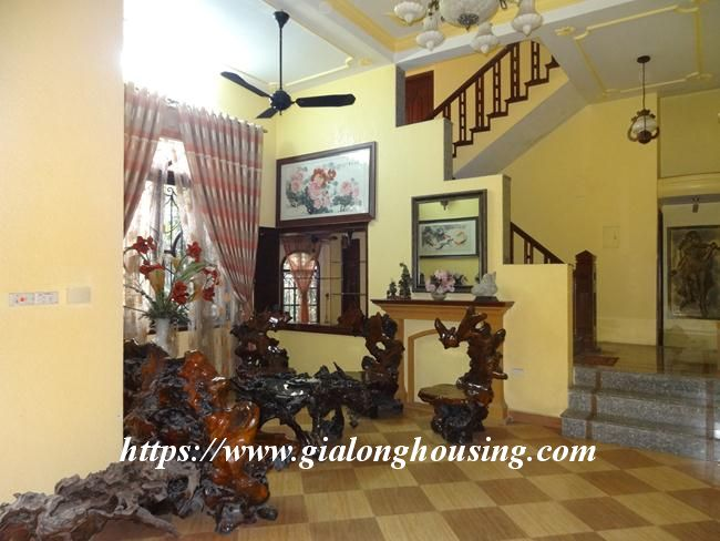 House in Cau Giay - the luxury meets the convenience 8