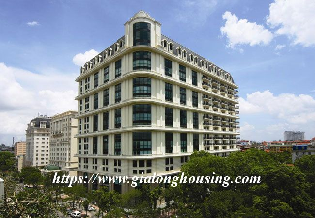 5 - star serviced apartment in Pacific Place Ly Thuong Kiet 1