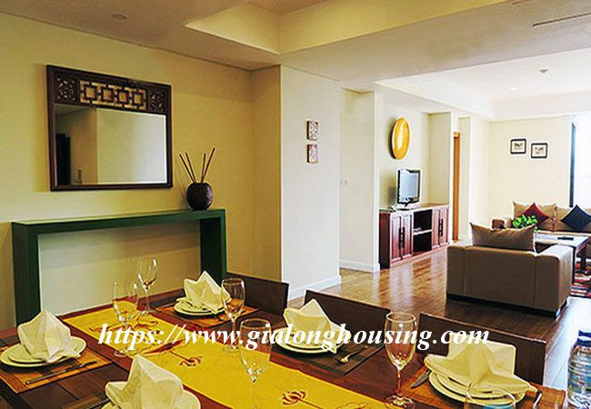 5 - star serviced apartment in Pacific Place Ly Thuong Kiet 11