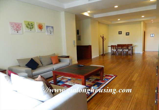 5 - star serviced apartment in Pacific Place Ly Thuong Kiet 12