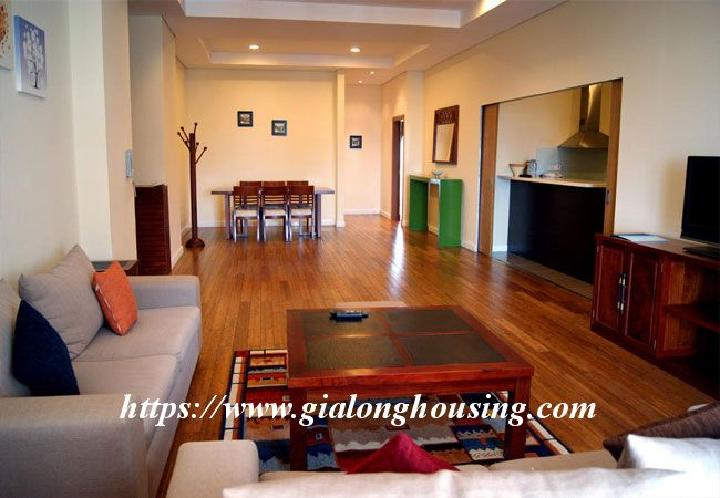 5 - star serviced apartment in Pacific Place Ly Thuong Kiet 13