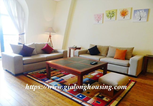 5 - star serviced apartment in Pacific Place Ly Thuong Kiet 14