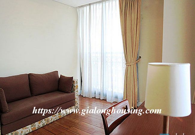 5 - star serviced apartment in Pacific Place Ly Thuong Kiet 17