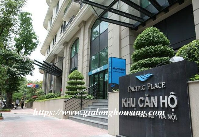 5 - star serviced apartment in Pacific Place Ly Thuong Kiet 2